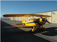 My new project is a Great Lakes 2T-1A-2, I purchased it in Phoenix Arizona